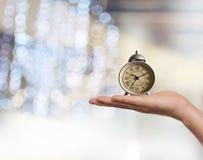 时间概念性图象 免版税库存照片