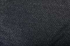 时兴的灰色棉织物背景 库存照片