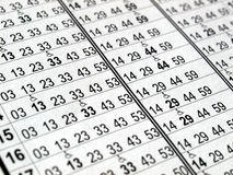 时间表 免版税库存图片