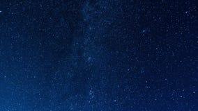 时间间隔Starfall和银河 影视素材