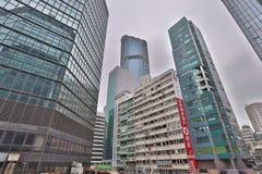 旺角在九龙,香港 库存图片