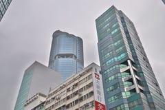 旺角在九龙,香港 库存照片