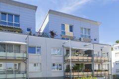 昂贵的城市apartements柏林 库存图片
