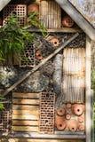 昆虫旅馆 库存照片