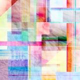 明亮抽象的背景 免版税库存图片
