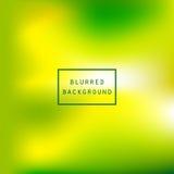 明亮的五颜六色的现代光滑的水多的绿色黄色梯度颜色 库存照片