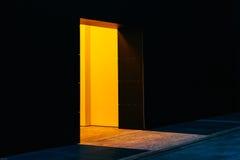 明亮的入口 免版税库存图片