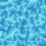 明亮的多角形马赛克 免版税库存照片