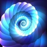 明亮的宇宙壳 图库摄影