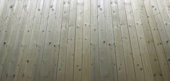 明亮的木地板纹理背景 免版税库存图片