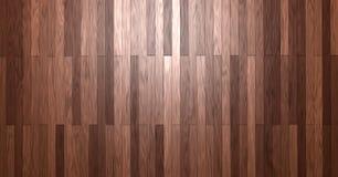 明亮的木背景墙纸木条地板层压制品地板 皇族释放例证
