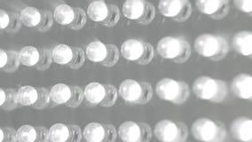 明亮的泛光灯 股票录像