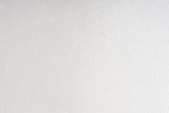明亮的白色有斑纹的纸纹理背景 压印的毛线,麻线,鞋带样式 库存照片