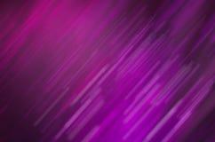 明亮的紫色被弄脏的光 被弄脏的抽象背景 免版税库存照片