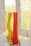 明亮的花瓶 免版税图库摄影