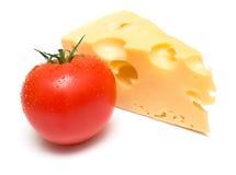 明亮的食物 免版税库存图片