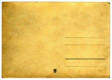 明信片葡萄酒 免版税图库摄影