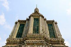 黎明寺曼谷泰国 图库摄影