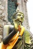 黎明寺Ratchawararam 01 免版税库存图片