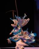 """明白和隐晦Mu Guiying-北京Opera""""杨Family†的妇女将军 库存照片"""
