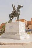 易卜拉欣巴夏纪念碑在萨拉丁城堡,开罗,埃及, Afr 库存图片