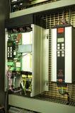 易变的速度推进变换器交换器,电压安定的单位 免版税库存图片