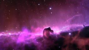 星云 向量例证
