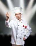 星厨师 免版税库存照片