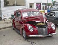 1940年水星小轿车 免版税库存照片