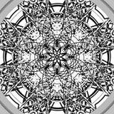 星形形状瓦片设计 库存图片