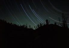 星形线索 库存图片