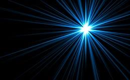 星形超新星 皇族释放例证