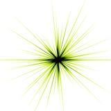星形黄色 向量例证