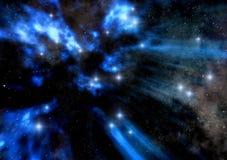 星形 向量例证