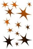 星形 免版税图库摄影