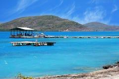 星期五海岛托里斯海峡0271 库存图片