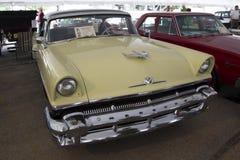 1956年水星汽车 免版税库存图片