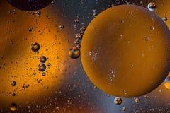 星系和星云 抽象背景空间 免版税库存图片
