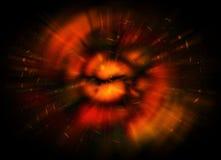 星系空间 免版税库存照片