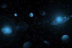 星系 免版税图库摄影