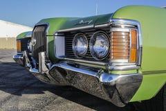 1972年水星美洲狮XR7 免版税图库摄影