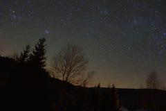 星自然 图库摄影