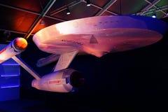 星舰奇航记星际舰队学院经验第2部分7 免版税图库摄影