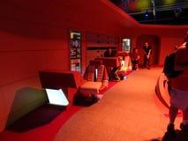 星舰奇航记星际舰队学院经验第2部分13 图库摄影