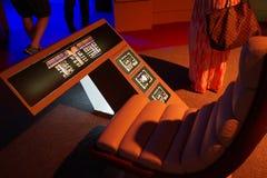 星舰奇航记星际舰队学院经验74 图库摄影