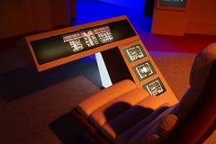 星舰奇航记星际舰队学院经验99 免版税库存照片