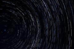 星跟踪天空空间 库存照片