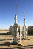 星际大战在Nefta突尼斯附近的风景Ong Jemel 免版税库存图片