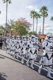 星际大战迪斯尼` s好莱坞演播室的突击队员 库存图片
