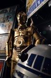 星际大战Droids 免版税图库摄影